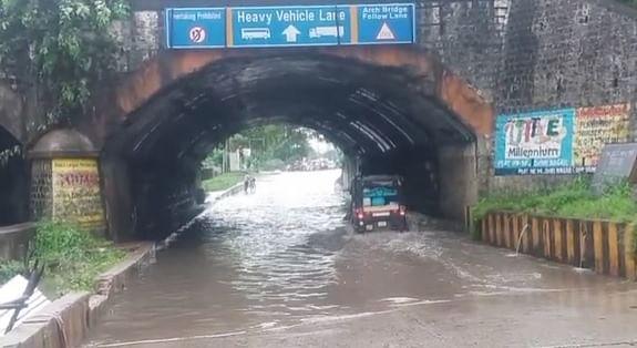 Rain Update नागपूरमध्ये संततधार, येत्या 36 तासातही मुसळधार पावसाचा इशारा