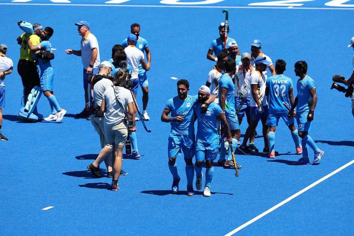 1980 साली मॉस्को ऑलिम्पिकमध्ये भारताने हॉकीत शेवटचं पदक पटकावलं होतं. यानंतर भारतीय संघाला एकदाही पदकाची कमाई करता आलेली नव्हती. मात्र, यंदा हॉकी संघाने आपला इतक्या वर्षाचा काळा इतिहास पुसून काढला आहे.