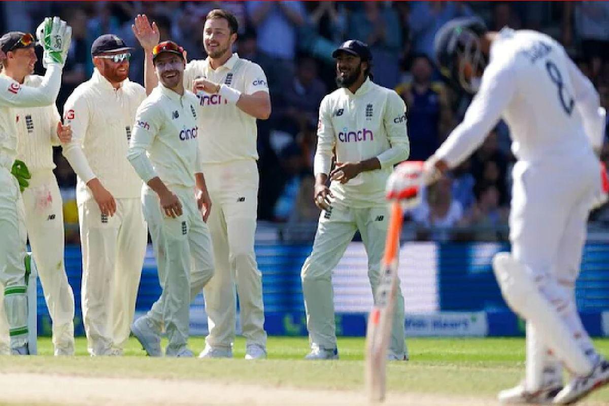 Ind vs Eng Test : 'लॉर्ड्स'वरील वाघांचं 'लीड्स'वर लोटांगण! भारताचा लाजिरवाणा पराभव