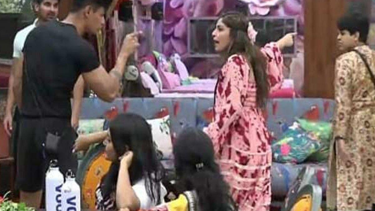 Bigg Boss Marathi 3 : Victim Card खेळू नकोस! दोन लग्नांवरुन काम्या पंजाबीने स्नेहा वाघला फटकारलं