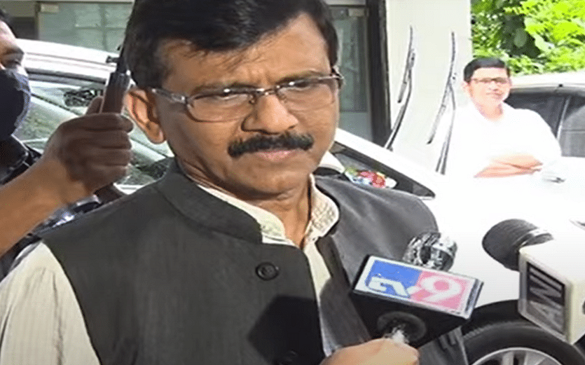 Sanjay Raut said election we will fight without any alliance in Goa assemble elections