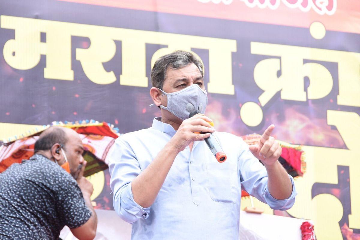 Maratha Reservation प्रश्नी राष्ट्रपतींची भेट घेतल्यानंतर संभाजीराजेंची पहिली प्रतिक्रिया, म्हणाले..