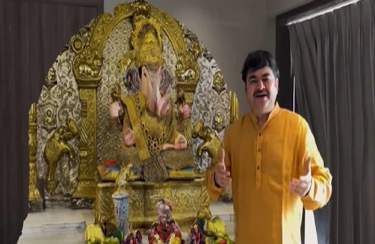 Ganesh Utsav : श्रीमंत दगडूशेठ गणपती अवतरणार आपल्या घरी, सांगत आहेत प्रशांत दामले