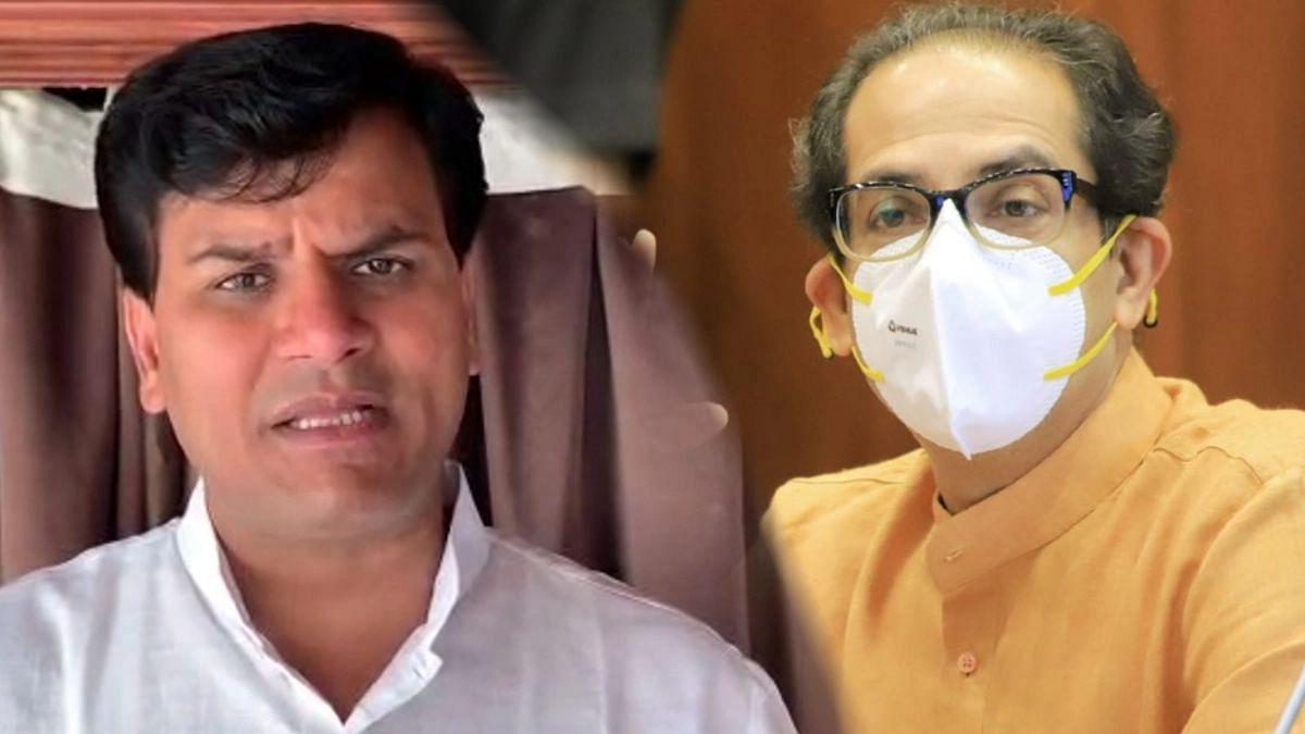 Anandrao Adsul case : रवी राणांनी उद्धव ठाकरेंचं नाव घेत केला गंभीर आरोप