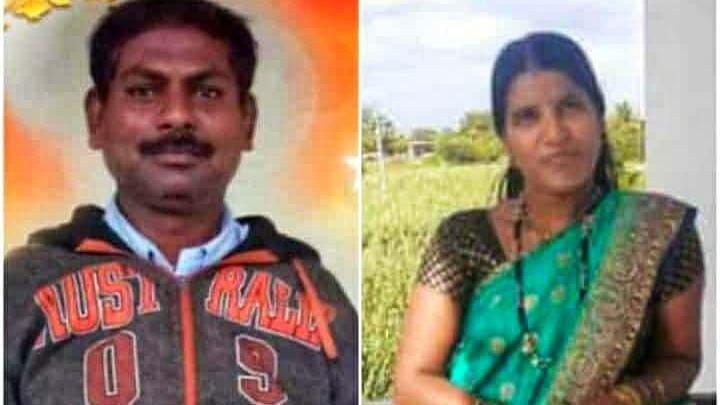 पतीच्या निधनाचे दुःख असह्य झाल्याने पत्नीची आत्महत्या, मंगळवेढ्यातली घटना