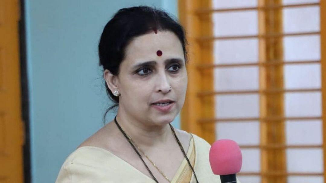 Pune Audio Clip: 'तुमची तर सालटीच काढू', चित्रा वाघ यांचं राष्ट्रवादी काँग्रेसला आव्हान