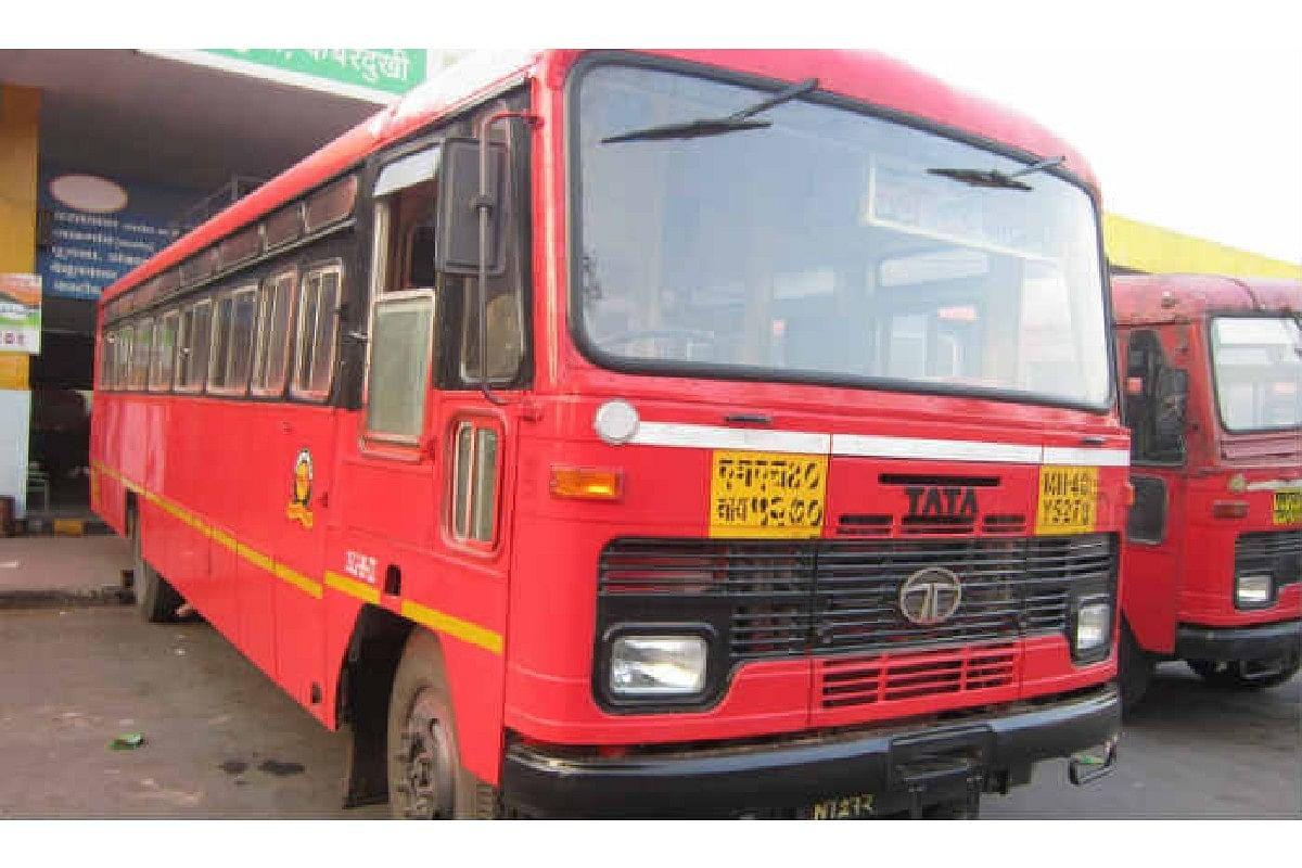 कर्जाचं ओझं! एसटीचालकाने बसमध्येच घेतला गळफास; अहमदनगरमधील धक्कादायक घटना