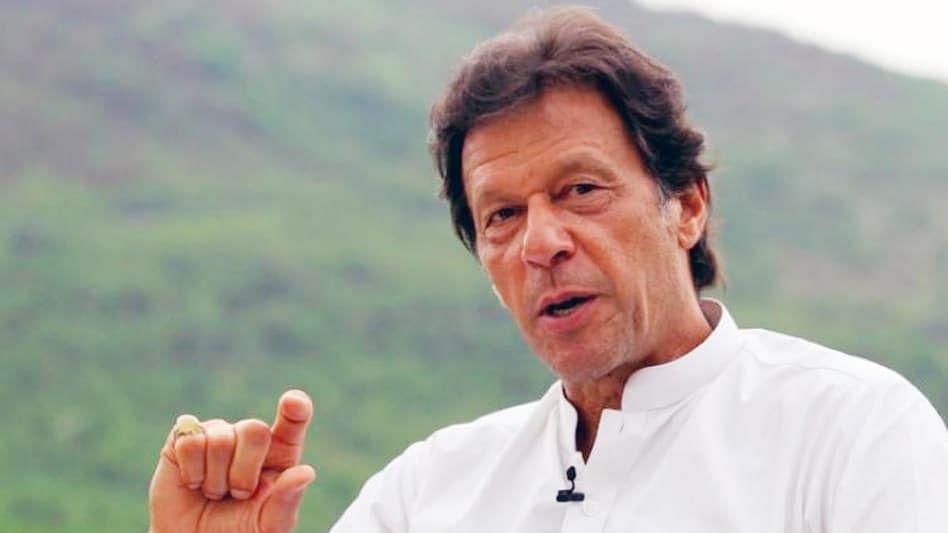 पाकिस्तानचे पंतप्रधान इम्रान खान यांनी पुन्हा एकदा केली अमेरिकेची निंदा