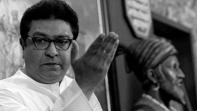 Mns Leader Ameya Khopkar slams Gulabrao Patil compared Gulabrao Patil to a senseless 'Gulab' cyclone