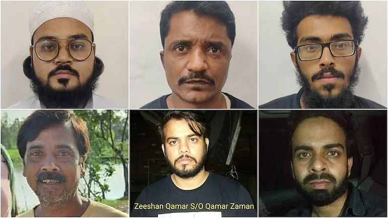 terror plot maharashtra ats arrested one more suspect from bandra mumbai