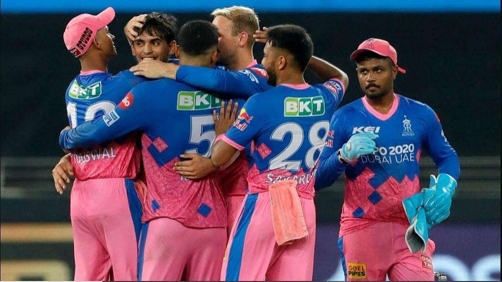 IPL 2021 : पंजाबची अखेरच्या ओव्हरमध्ये हाराकिरी, राजस्थान दोन धावांनी विजयी