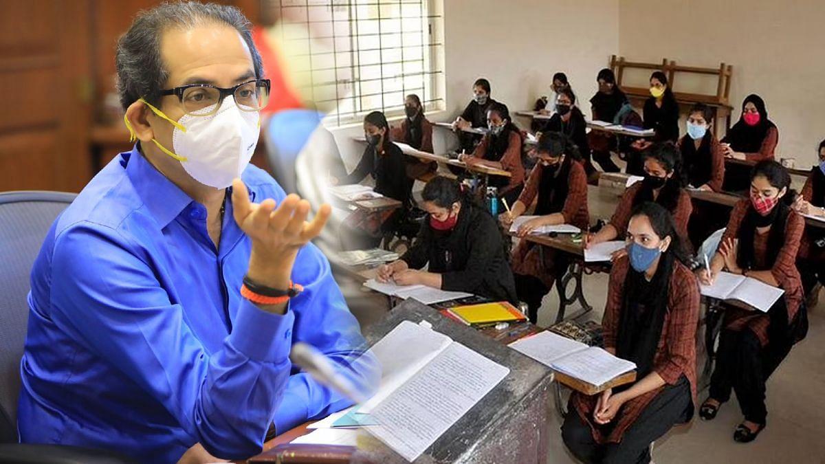 School Reopening : आजपासून शाळांमध्ये किलबिलाट; मुख्यमंत्री साधणार संवाद