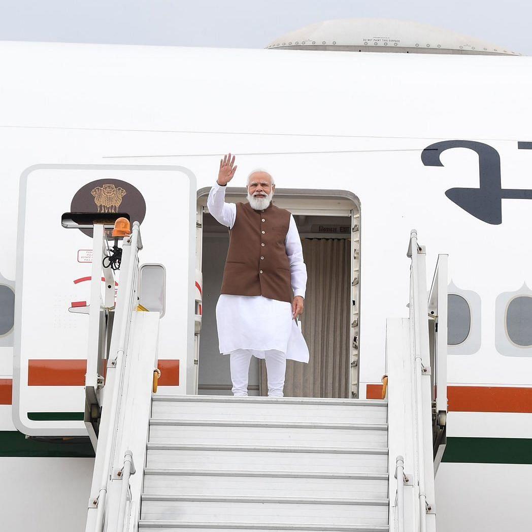कसं आहे पंतप्रधान नरेंद्र मोदींचं विमान?