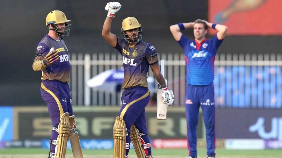 IPL 2021 : कोलकात्याने रोखला दिल्लीचा विजयरथ, अटीतटीच्या लढतीत ३ विकेटने मारली बाजी