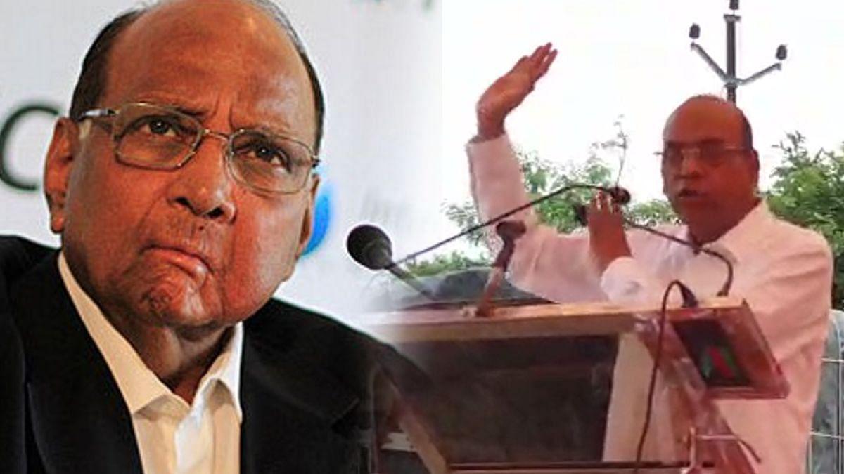 Sanjay Raut answer to Shiv Sena leader Anant Geete