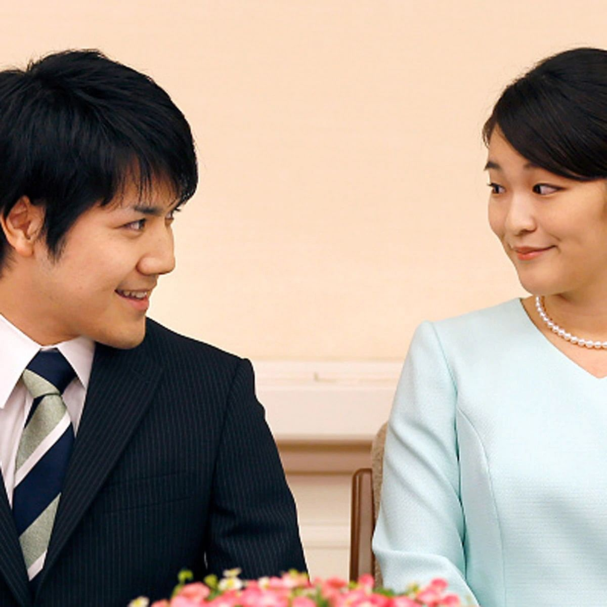 राजकुमारी माको आणि तिचा मित्र