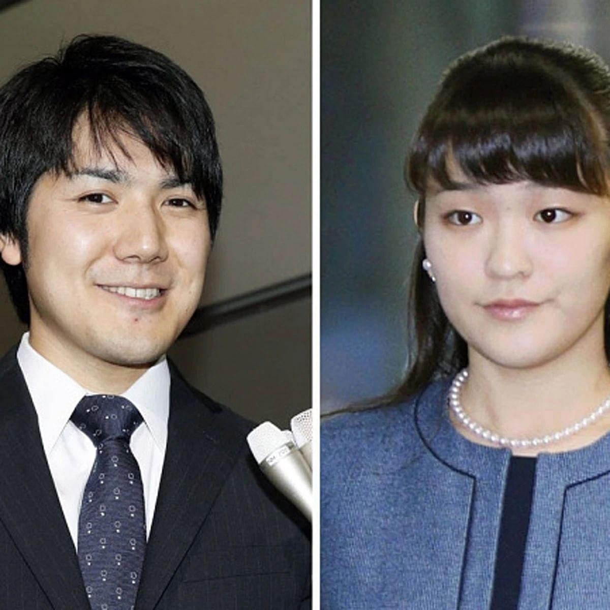 राजकुमारी माको आणि केई कोमुरो