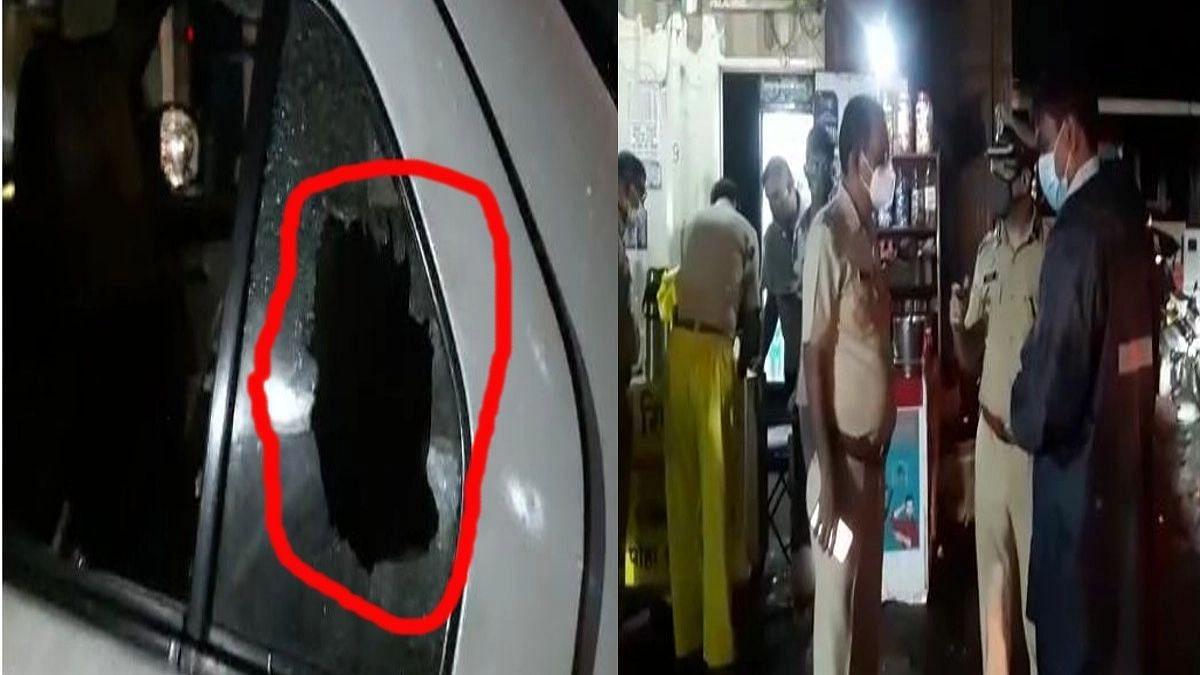 मीरा-भाईंदर महापालिकेच्या अधिकाऱ्यावर मुंबईत अज्ञातांकडून गोळीबार, जिवीतहानी नाही