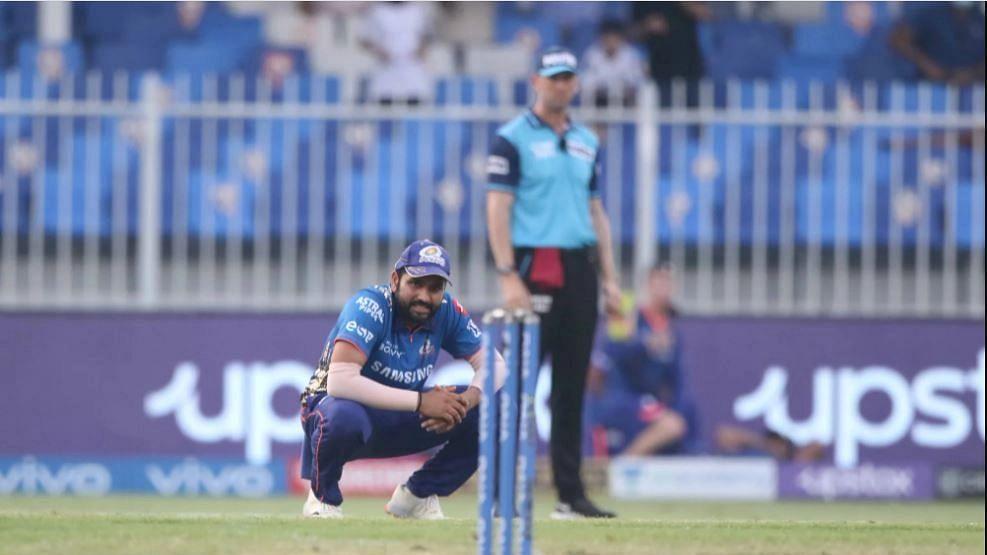IPL 2021 : गतविजेत्यांचं भवितव्य 'जर-तर' वर, प्ले-ऑफ प्रवेशासाठी काय आहे मुंबईसमोरचे निकष?