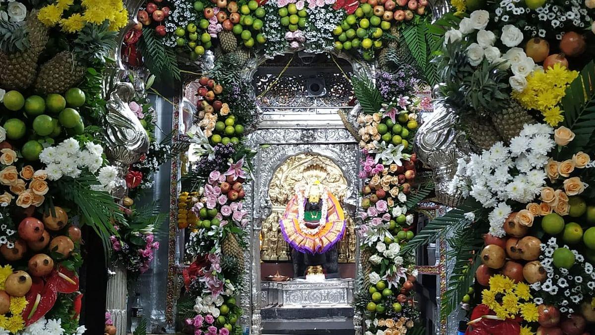 Happy Navratri 2021: शारदीय नवरात्रौत्सवला सुरुवात, राज्यभरातील मंदिरंही भाविकांसाठी खुली