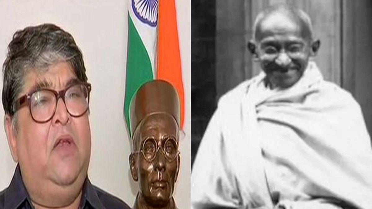 'मला वाटत नाही की महात्मा गांधी देशाचे राष्ट्रपिता आहेत' वीर सावरकरांचे नातू रणजीत सावरकर यांचं वक्तव्य