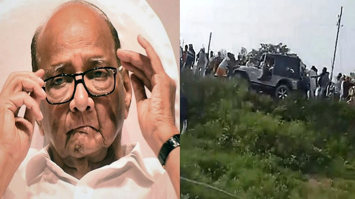 devendra fadnavis attack sharad pawar maval firing Jallianwala Bagh lakhimpur kheri violence maharashtra politics