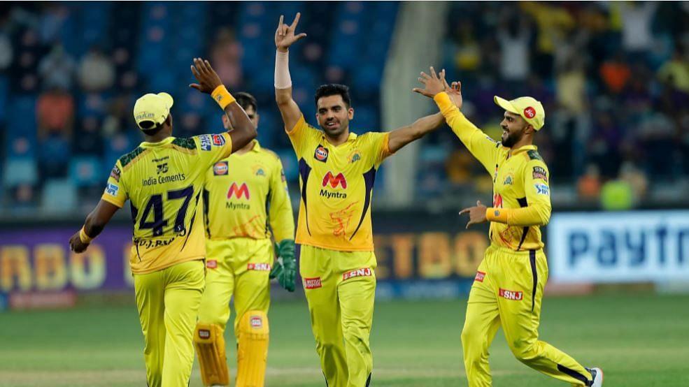 IPL 2021 Final : विजयादशमीला CSK चा खेला होबे, KKR वर मात करत पटकावलं चौथं विजेतेपद