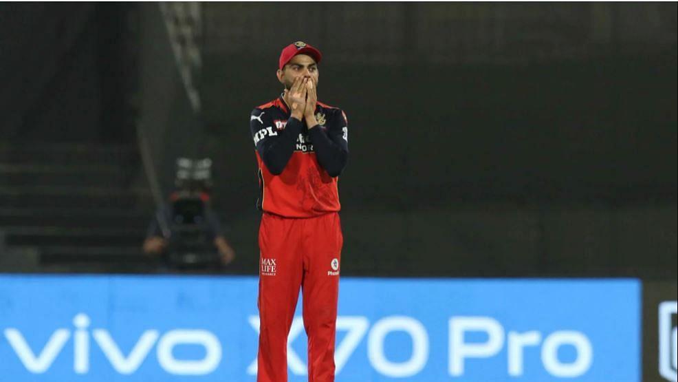 IPL 2021 : विराटचा अखेरचा प्रयत्नही निष्फळ, RCB चं स्पर्धेतलं आव्हान संपुष्टात