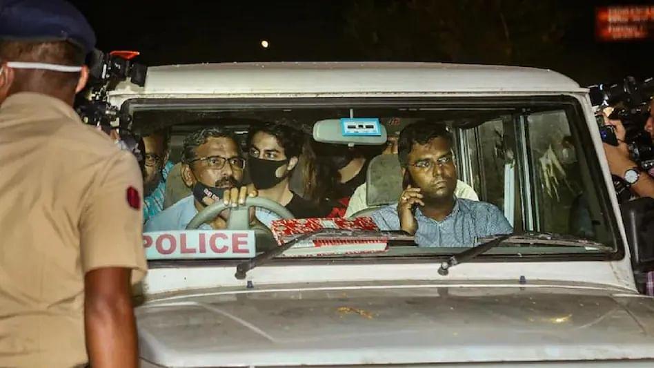 aryan khan consumption drugs for 4 years ncb interrogation shahrukh khan son cruise drugs party