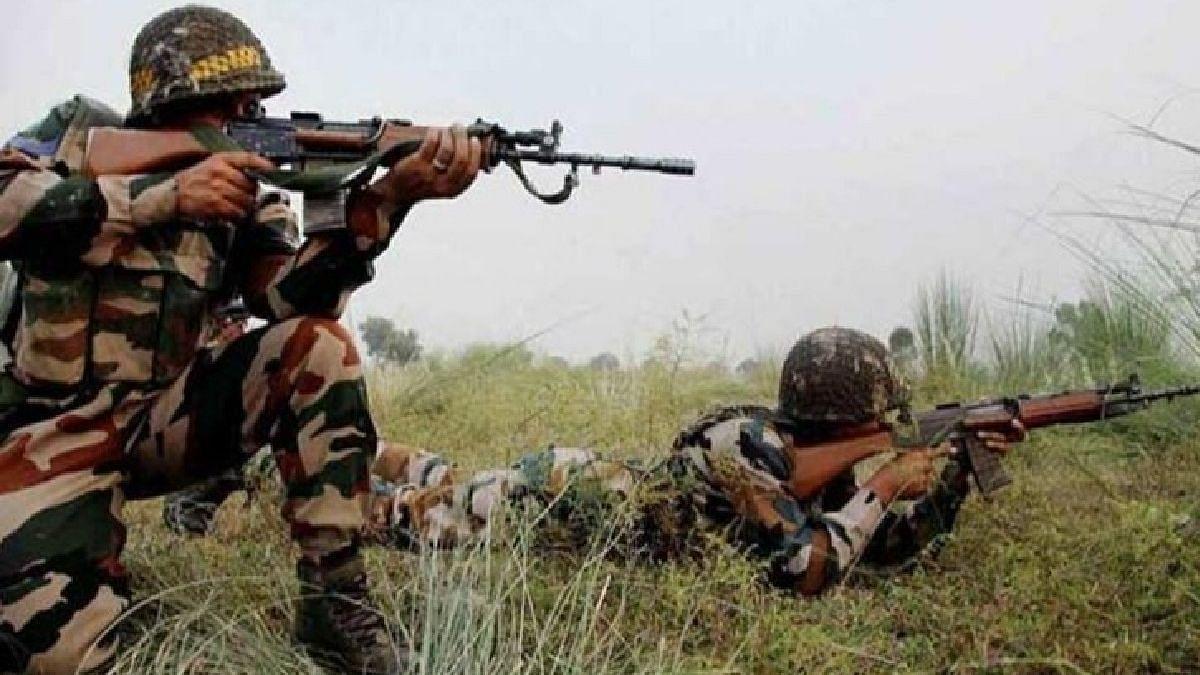 काश्मीर खोऱ्यात दहशतवाद्यांचा हैदोस! चकमकीत पाच जवान शहीद