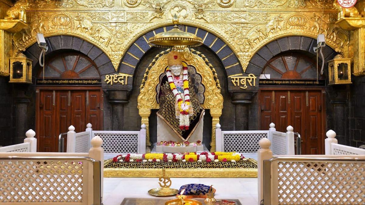 साईबाबा मंदिर होणार खुलं; कुणाला दिला जाणार प्रवेश?, दर्शनासाठीची नियमावली जाहीर