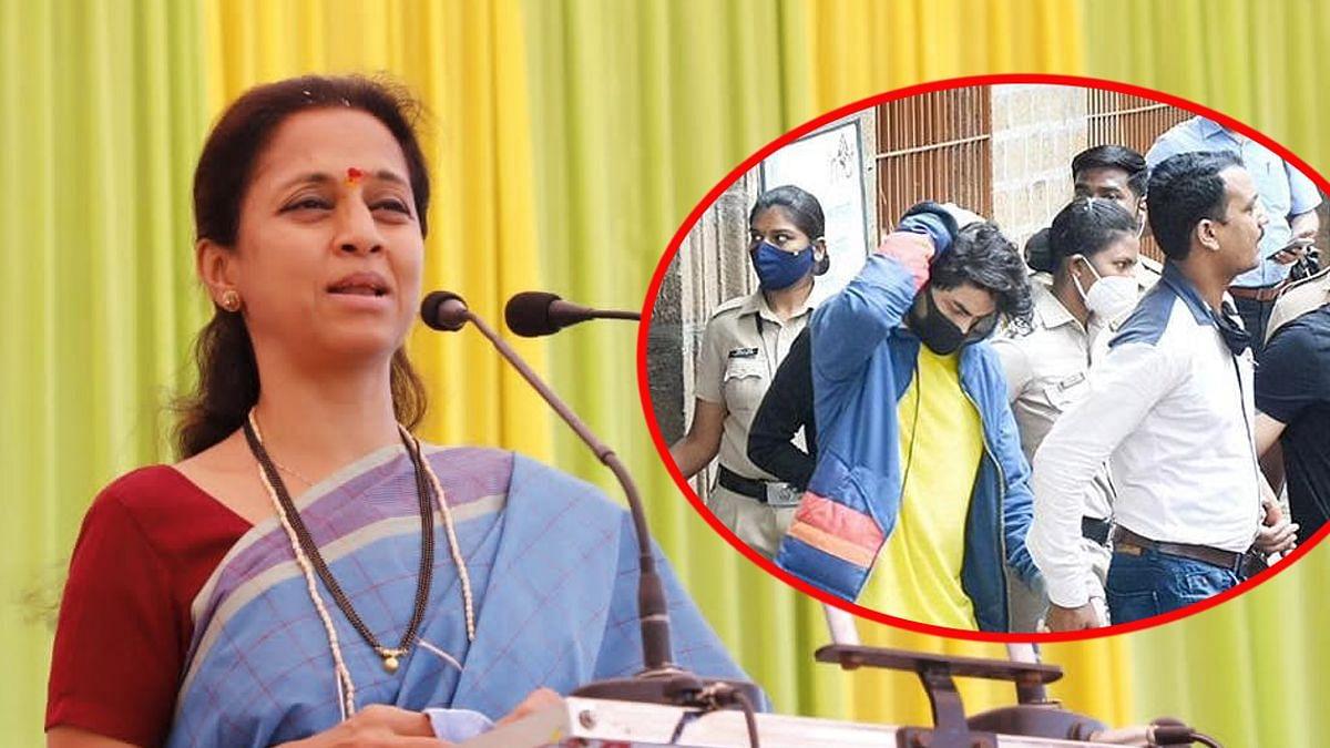 sussanne khan stand by shahrukh and gauri said aryan khan good kid mumbai drug case