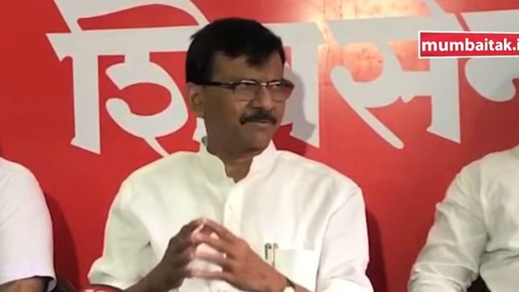 Sanjay Raut in Panaji: 'गोव्यात 'पॉलिटिकल कॉर्निव्हल' सुरु', राऊतांनी कोणाला मारला टोमणा?