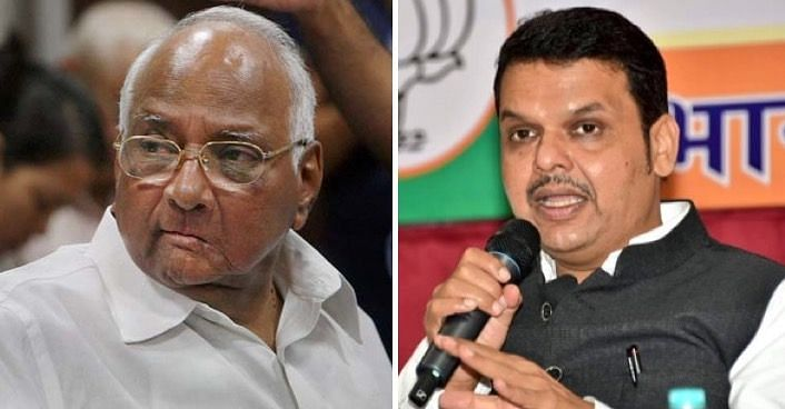 ncp sharad pawar raised  serious question about ncb officer sameer wankhade