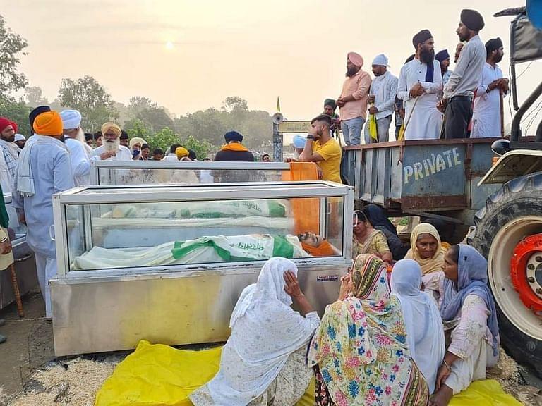 लखीमपूर खीरी हिंसा : प्रियंका गांधी नजरकैदेत; सरकारकडून विरोधकांची नाकेबंदी