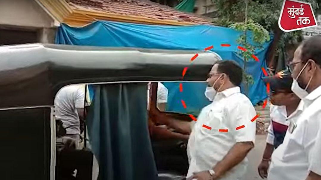 Maharashtra Bandh jalgaon Maha Vikas Aghadi and bjp workers Fighting lakhimpur keri violence
