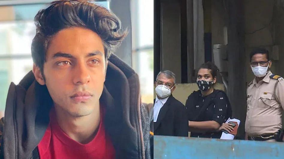 aryan khans remand extended to ncb custody till October 7 mumbai cruise drugs party