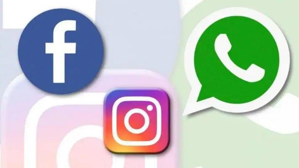 हुश्श... 'सोशल' जीवन पूर्वपदावर! 6 तासांनंतर व्हॉट्स अॅप, इन्स्टाग्राम, फेसबुकची सेवा पूर्ववत