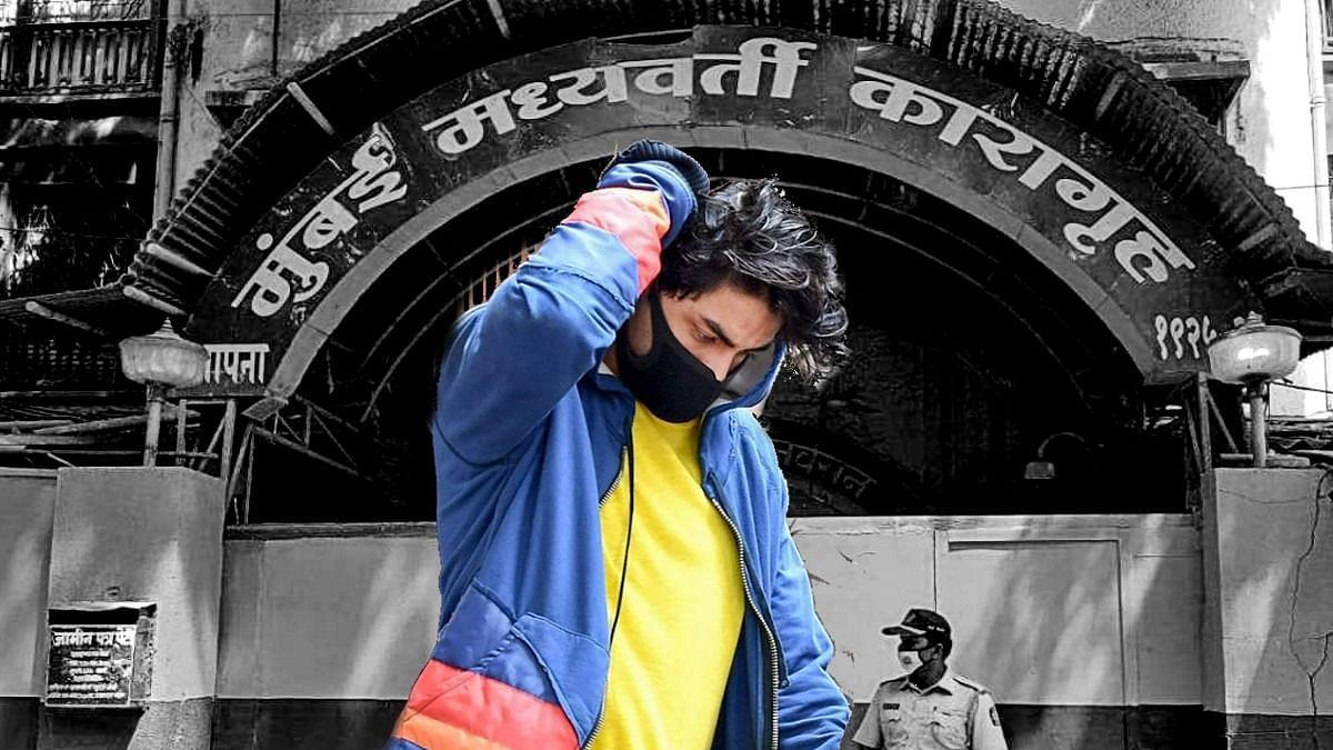 Exclusive : आर्यन खानला आता तुरुंगातलंच जेवण; सहा वाजताच उठावं लागणार... अशी असेल दिनचर्या