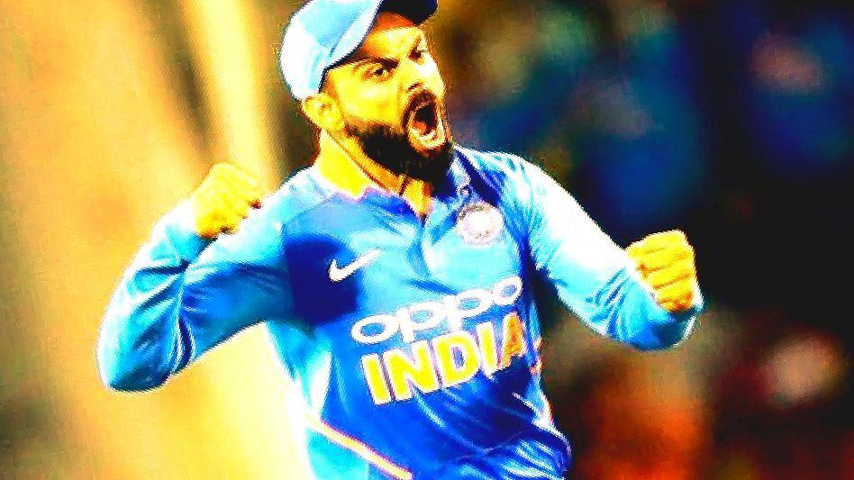 T20 WC: Captain पदाबाबत प्रश्न विचारताच  विराट कोहली भडकला...