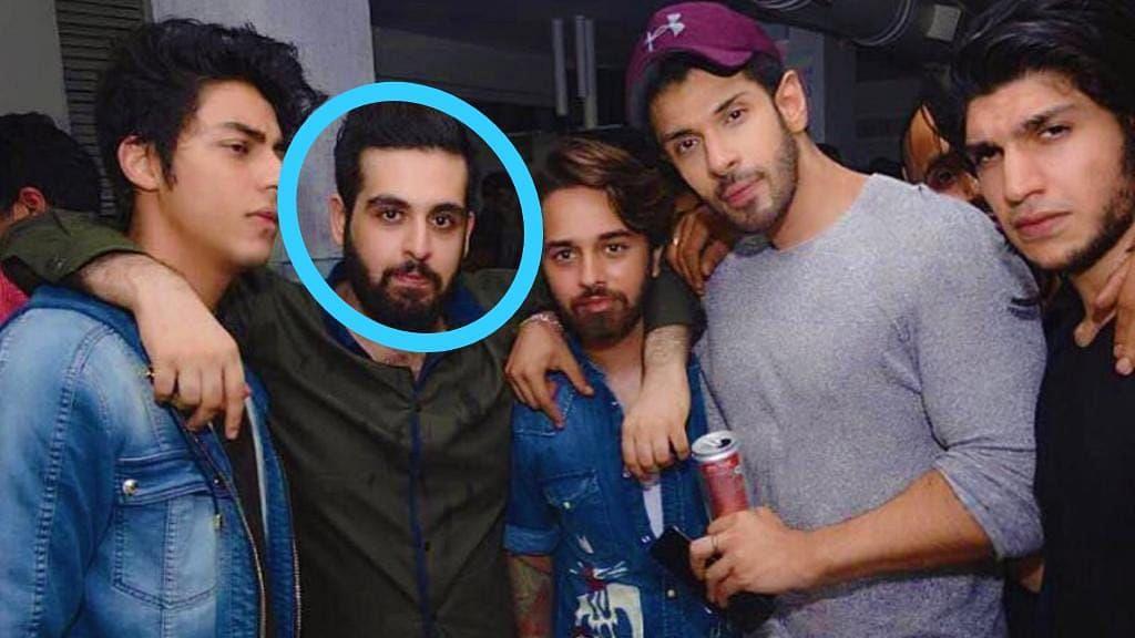 प्रतीक गाबा, आमीर फर्निचरवाला यांनी बोलावल्यामुळे आर्यन खान पार्टीमधे गेला होता'