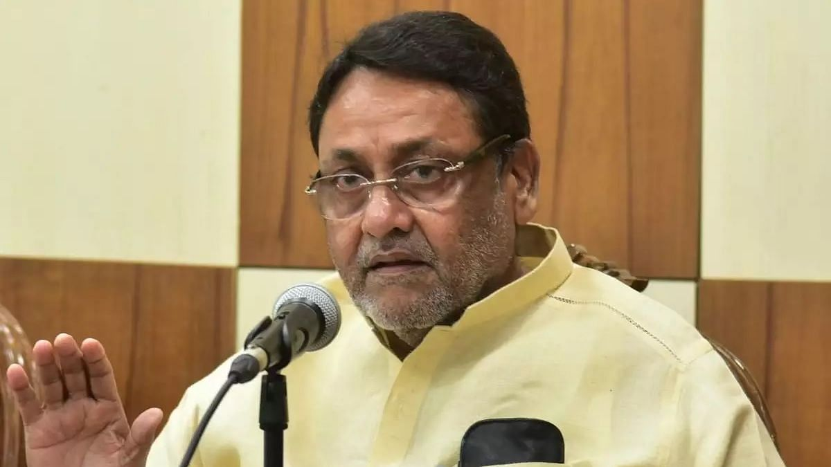 Nawab Malik On NCB 'क्रुझ पार्टीतून भाजप नेत्याच्या मेहुण्यासह तिघांना का सोडलं? समीर वानखेडेंचे कॉल तपासावेत'