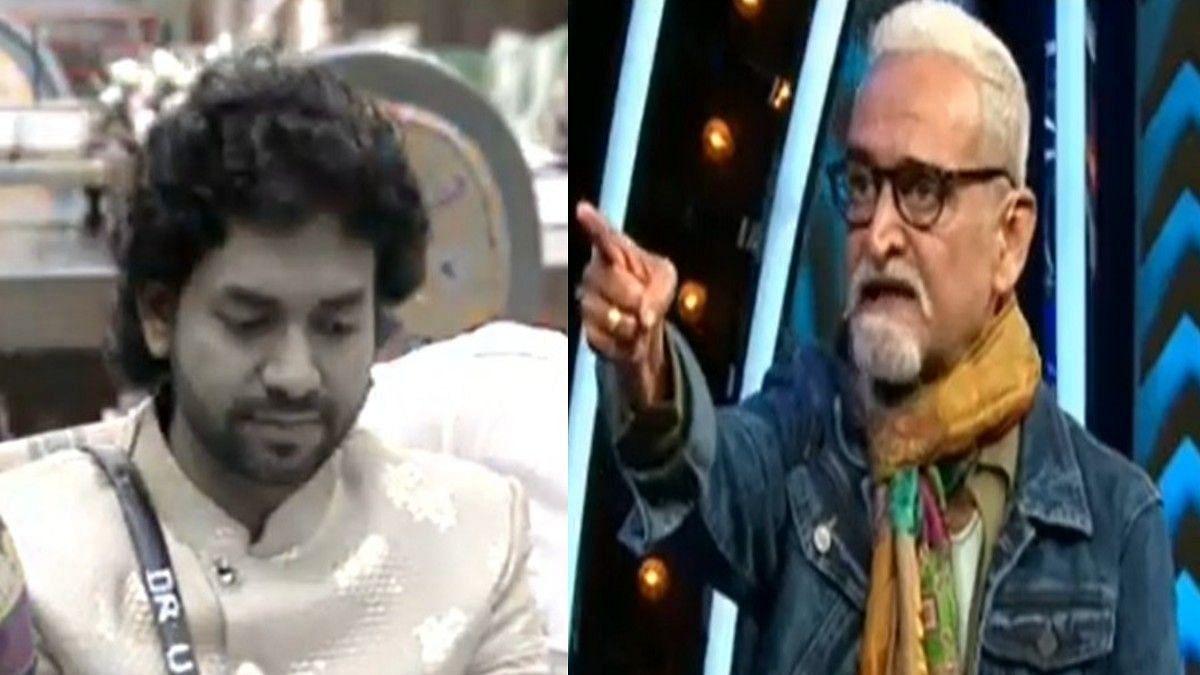 Bigg Boss Marathi : उत्कर्षवर भडकले महेश मांजरेकर, म्हणाले तू सर्वात....पाहा व्हिडीओ