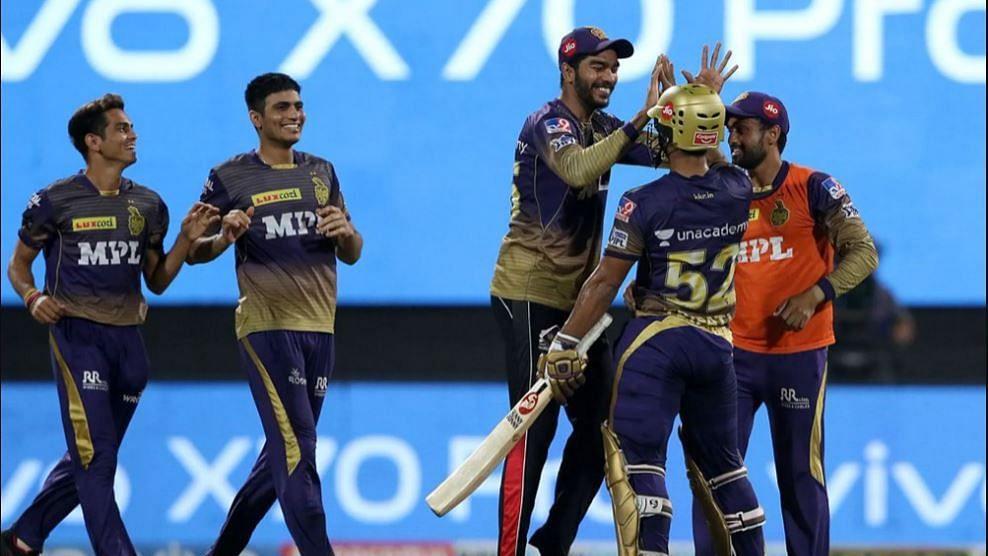 IPL 2021 : KKR जितबो रे...अंतिम फेरीत चेन्नईसोबत विजेतेपदासाठी लढणार