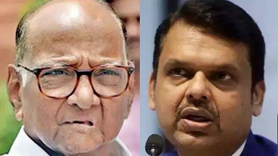 'मी चारदा महाराष्ट्राचा मुख्यमंत्री होतो, पण...' शरद पवारांचा फडणवीस यांना खोचक टोला