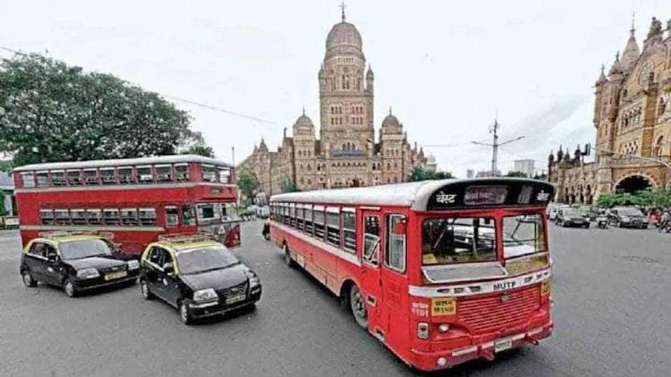 Maharashtra Bandh: मुंबईत 'महाराष्ट्र बंद'ला गालबोट, 8 ठिकाणी फोडल्या BEST बस
