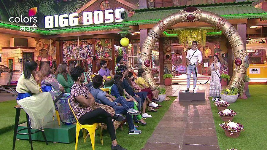 Bigg Boss marathi 3 : 'बिग बॉस मराठी 3'मध्ये पहिली वाइल्ड कार्ड एन्ट्री होणार