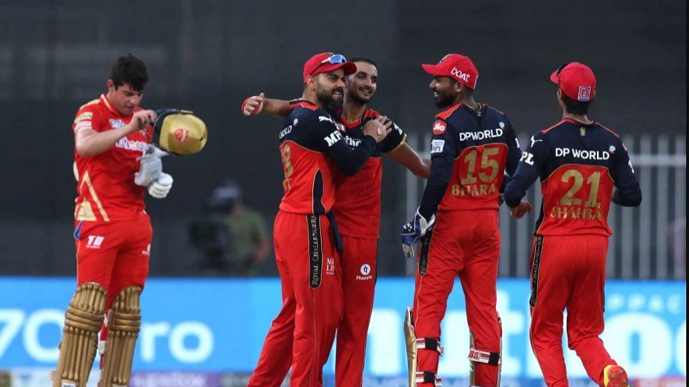 IPL 2021 : RCB प्ले-ऑफमध्ये दाखल, पंजाबवर ६ रन्सने मात