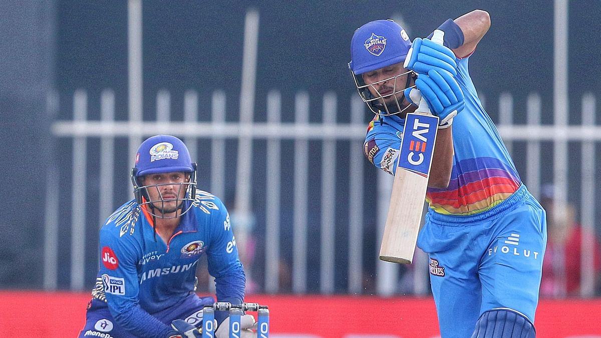 IPL 2021 : प्ले-ऑफमध्ये प्रवेशासाठी मुंबईची आशा धुसर, रंगतदार सामन्यात दिल्ली कॅपिटल्सचा विजय