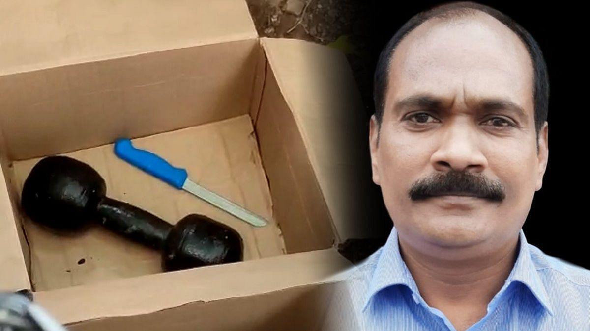 राजन शिंदे हत्या : डंबेल, चाकू आणि रक्ताने माखलेला टॉवेल सापडला; अल्पवयीन आरोपीला अटक